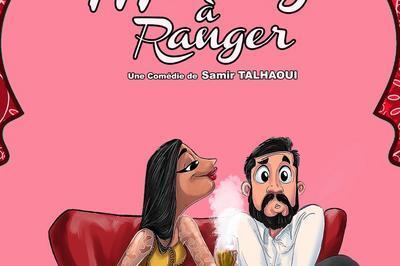 Mariage à ranger à Lille