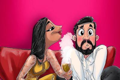 Mariage à ranger à Paris 18ème