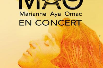 Marianne Aya Omac à Saint Jean de Vedas