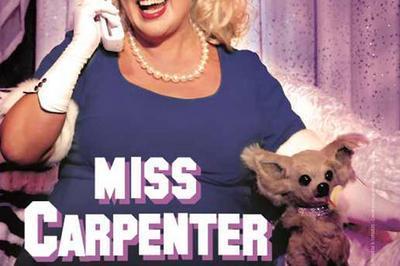 Marianne James Miss Carpenter à Montelimar