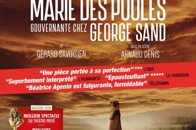 Marie Des Poules à Paris 14ème