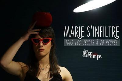 Marie S'Infiltre à Paris 9ème