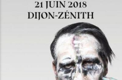 Marilyn Manson à Dijon