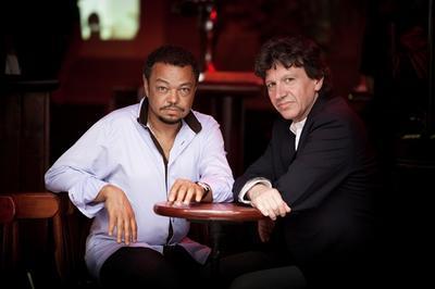 Mario Canonge Michel Zenino Duo Jazz à Paris 1er