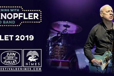 Mark Knopfler and Band à Nimes