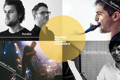 Marseille Jazz Des Cinq Continents Au Mucem