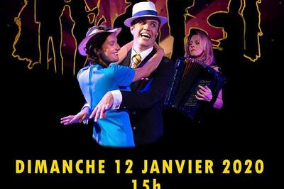 Marseille mes amours et son orchestre de Jazz Marseillais