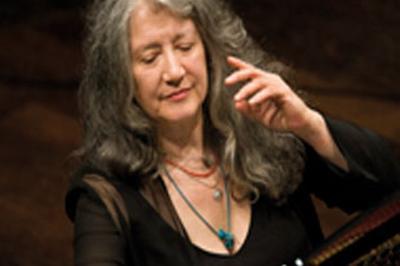 Martha Argerich à Lyon