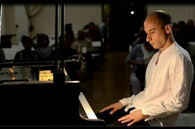 Martin Régnier piano solo à Nice