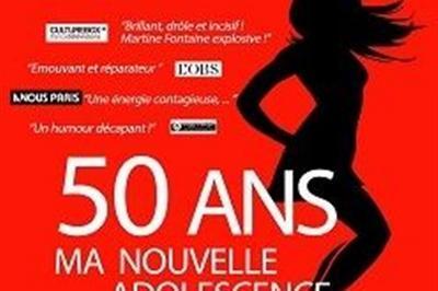Martine Fontaine Dans 50 Ans, Ma Nouvelle Adolescence à Aix en Provence