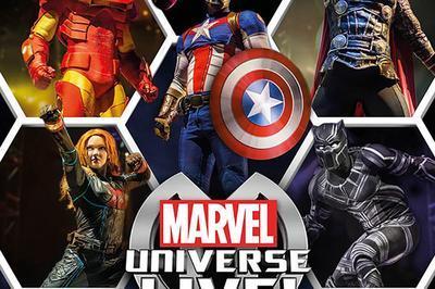 Marvel Universe Live ! à Nanterre