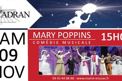 Mary Poppins à Ensues la Redonne