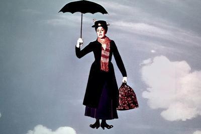 Mary Poppins à Paris 19ème