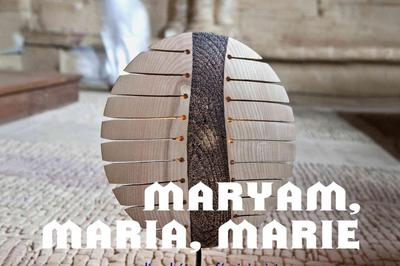 Maryam, Maria, Marie à Coutras