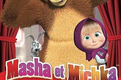 Masha Et Michka à Annecy