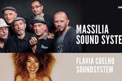 Massilia Sound System et Flavia Coelho au Transbordeur à Villeurbanne