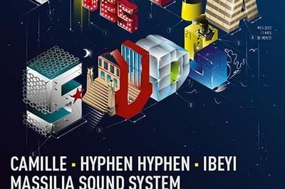 Massilia Sound System - Ibeyi à Marseille