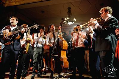 Mat Najean Jazz Band à Paris 1er