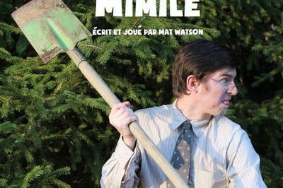 Mat Watson Dans Les Aventures De Mimile à Annecy