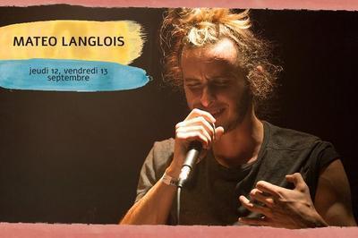Mateo Langlois à Toulouse