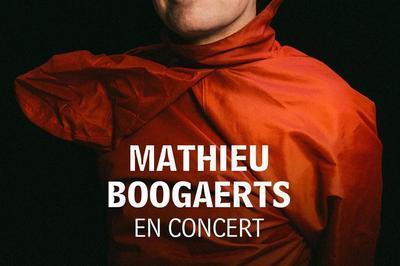 Mathieu Boogaerts à Paris 18ème