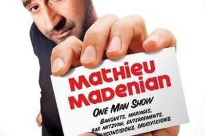Mathieu Madenian + Fefe à Saint Martin de Crau
