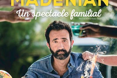 Mathieu Madenian à Nimes