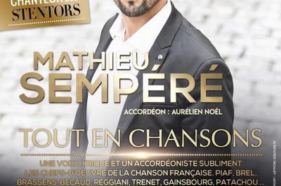 Mathieu Sempere à Mireval