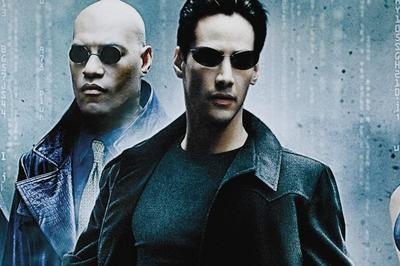 Matrix, les 20 ans : Trilogie Matrix à La Ciotat