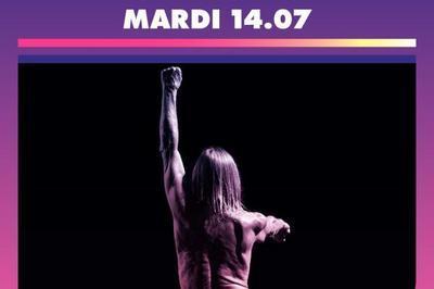 Iggy Pop + Phillippe Katerine + Asa +PNL à Aix les Bains