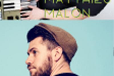 Matthieu Malon - Thomas Kahn à Issoudun