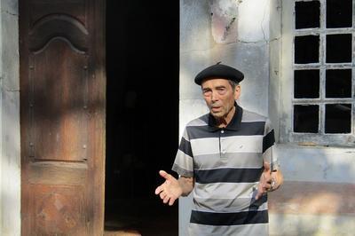 Maurice, Greeter Chalossais, Vous Raconte Les Maisons Capcazalières à Montfort en Chalosse