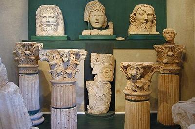 Mausolée Gallo-romain à Faverolles
