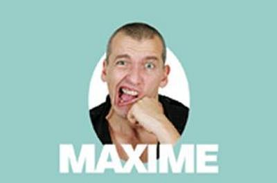 Maxime à Versailles