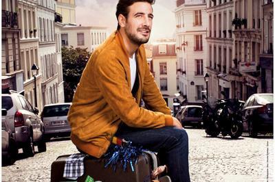 Maxime Gasteuil arrive en ville à Dijon