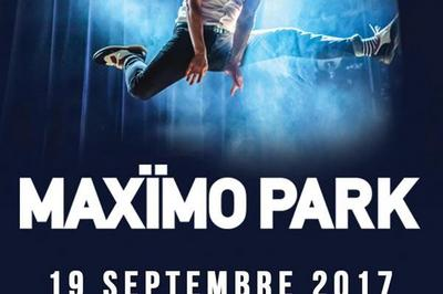 Maximo Park à Paris 20ème