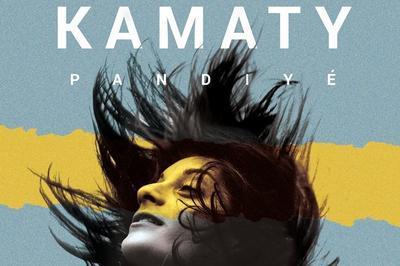 Maya Kamaty à Auray