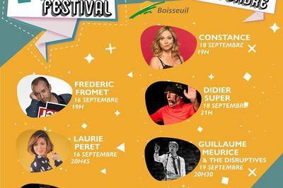 Mdr Festival : Pass Vendredi - Constance - Didier Super à Boisseuil