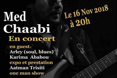 Med Chaabi à Saint Denis