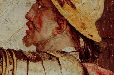 Mediation Sur L'histoire De Don Quichotte à Travers Les Tapisseries à Aix en Provence
