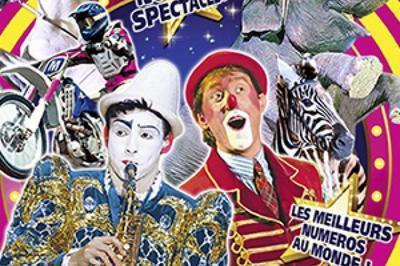 Medrano - Festival International Du Cirque à Besancon