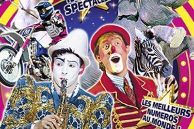 Medrano - Festival International Du Cirque à Montceau les Mines