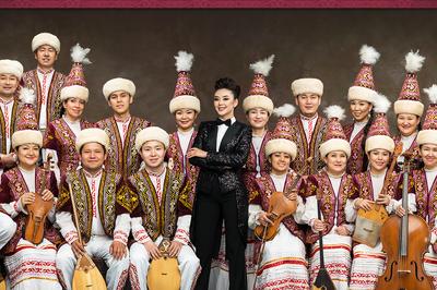 Mélodies de la Grande Steppe du Kazakhstan à Cannes