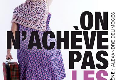Mémé Casse Bonbons 2: On n'achève pas les vieux! à Angers