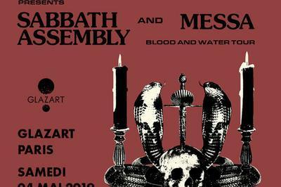 Messa & Sabbath Assembly à Paris 19ème