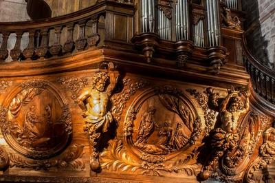 Messe pour les Principales Festes à Luxeuil les Bains