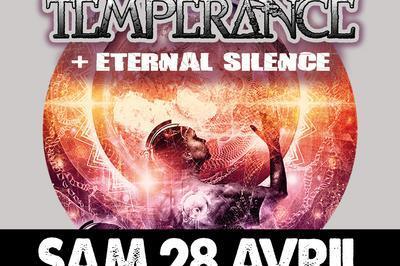 Metal Express #4 : Temperance + Eternal Silence à Ris Orangis