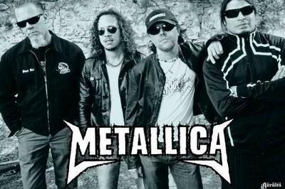 Metallica à Paris 12ème