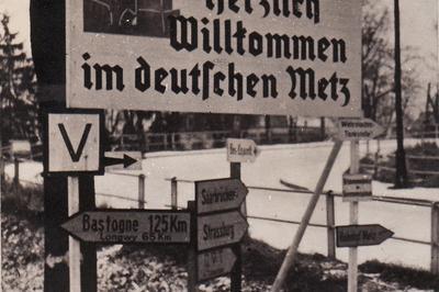 Metz Sous Le Joug Nazi 1940-44 à Hagondange