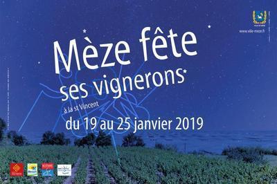 Mèze fête ses vignerons à la Saint-Vincent 2019